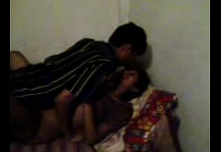 Delhi desi college teen leaked real mms of wild fuck with bf